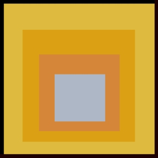 Homage to Josef Albers