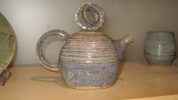Circles Teapot