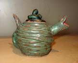 Snake Teapot
