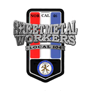 Sheet Metal Workers Logo