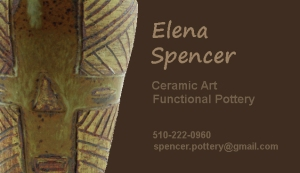 Elena Business Card bigger